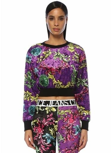 Versace Jeans Sweatshirt Mor